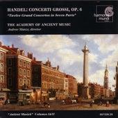 Handel: Concerti Grossi, Op. 6 Nos. 1-12 by George Frideric Handel