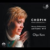 Chopin: Piano Concerto No.1, Fantaisie Op.49, Bolero Op.19, Fantaisie-Impromptu Op.66, Polonaise Op.53 by Frederic Chopin