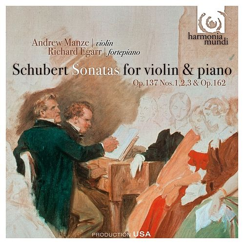 Schubert: Sonatas for Violin & Piano by Franz Schubert