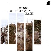 Music Of The Family Bach by Various Artists