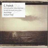 Franck: Quartet, Quintet, Sonata by Cesar Franck