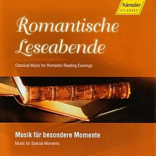 Classical Music For Romantic Reading Evenings by Various Artists
