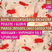 Poulenc - Honegger - Royal Concertgebouw Orchestra by Various Artists