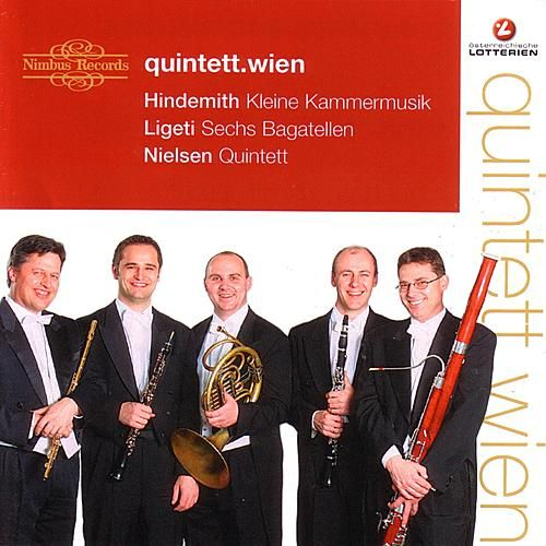 Hindemith / Ligeti / Nielsen by Various Artists