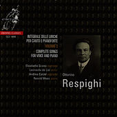 Complete Songs For Voice And Piano, Volume 3 by Ottorino Respighi
