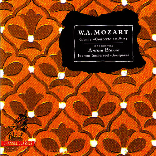 Mozart: Clavier-Concert 20 & 21 by Wolfgang Amadeus Mozart