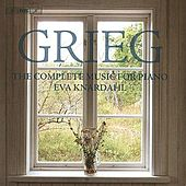 GRIEG: Complete Piano Music by Edvard Grieg