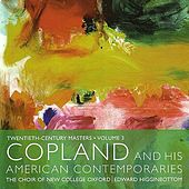 Copland And His American Contemporaries by Various Artists