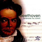 Beethoven: Symphonies No. 5 And 8 by Ludwig van Beethoven