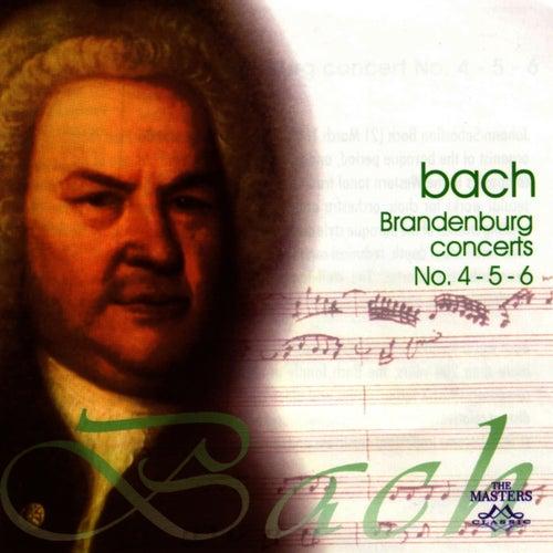 Brandenburg Concerts No. 4-5-6 by Johann Sebastian Bach