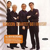 Borodin Quartet 60th Anniversary by Various Artists