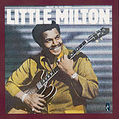 Walkin' The Back Streets by Little Milton