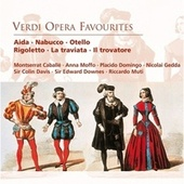 Verdi Opera Favourites by Various Artists