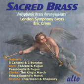 Sacred Brass: Polyphonic Brass Arrangements by London Symphony Brass
