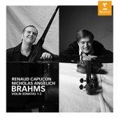 Brahms: Violin Sonatas by Nicholas Angelich