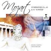 Mozart: Symphony Nos 40 & 41 by Sinfonia Varsovia