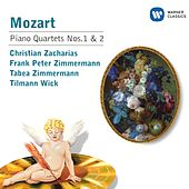 Mozart : Piano Quartets No. 1 K478 and No. 2 K493 by Tabea Zimmermann