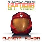 Planeta Kumbia by A.B. Quintanilla III