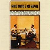 Country Music's 2 Guitar Greats Merle Travis & Joe Maphis by Merle Travis
