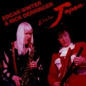 Live In Japan by Rick Derringer