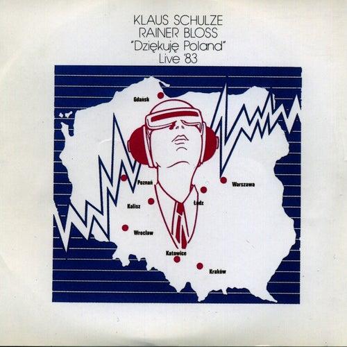 Dziekuje Poland Live '83 - Volume 1 by Klaus Schulze