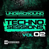 Underground Techno Sessions, Vol. 2 - EP by Various Artists