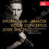 Dvořák, Suk, Janáček: Violin Concertos by Josef Špaček