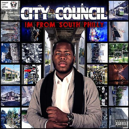 I'm from South Philly EP by The City Council