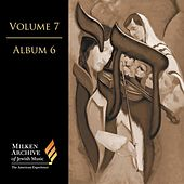 Milken Archive Digital, Vol. 7 Album 6: Masterworks of Prayer – Yehudi Wyner Sacred Services by Various Artists