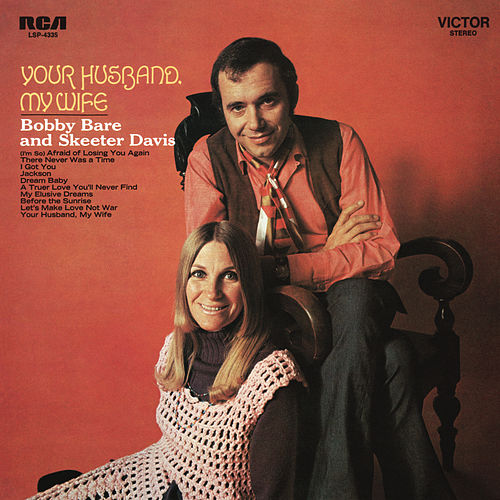 Your Husband, My Wife by Skeeter Davis
