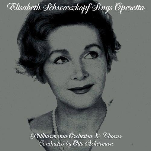 Elisabeth Schwarzkopf Sings Operetta by Elisabeth Schwarzkopf (3)