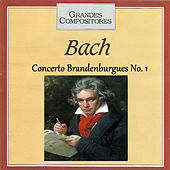 Grandes Compositores - Bach - Concerto Brandeburgues No. 1 by Various Artists
