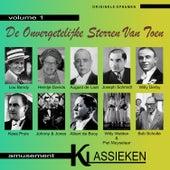 De onvergetelijke sterren van toen, Vol. 1 by Various Artists