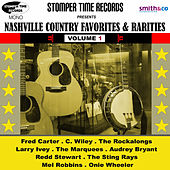 Nashville Country Favorites & Rarities, Vol. 1 by Various Artists
