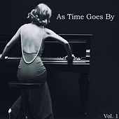 As Time Goes by Vol. 1 - Relaxing Cocktail Piano Favorites of the Golden Era by Various Artists