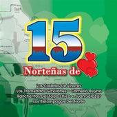 15 Nortenas de Corazon by Various Artists