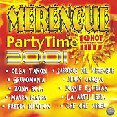 Merengue Party Time 2001: 10 Hot Summer Hits by Various Artists
