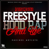 Freestyle, Hood, Rap and Life (Instrumentals) by Various Artists
