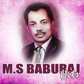 M. S. Baburaj Hits by Various Artists