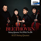 Beethoven: String Quartet No. 14 & No. 16 by Alti String Quartet