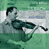 J.S.Bach: The 6 Solo Suites, BWV 1007-1012 [Viola version] by Luca Ranieri