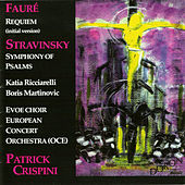 Gabriel Fauré & Igor Stravinsky by Boris Martinovic
