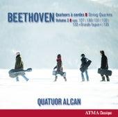 Beethoven: Quatuors à cordes, Vol. 3 by Quatuor Alcan (Shubert)
