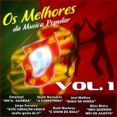Os Melhores da Musica Popular, Vol. 1 von Various Artists