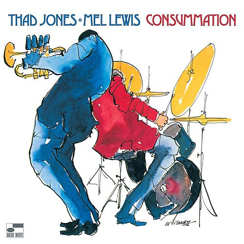 Consummation by Thad Jones