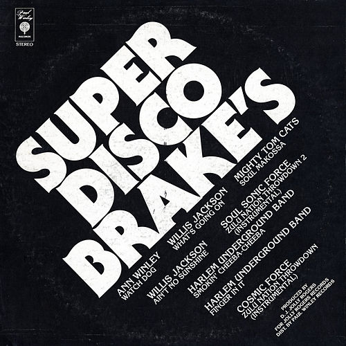 Super Disco Brake's by Various Artists