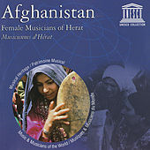 Afghanistan: Female Musicians of Herat by Various Artists