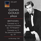 Glenn Gould Plays Beethoven (Live) by Glenn Gould