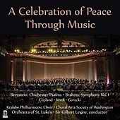 A Celebration of Peace Through Music (Live) by Various Artists