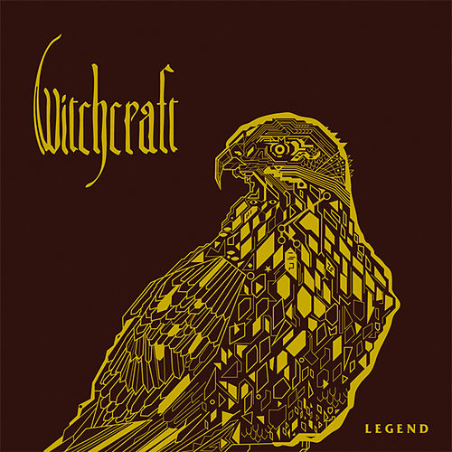 Legend (Bonus Version) by Witchcraft